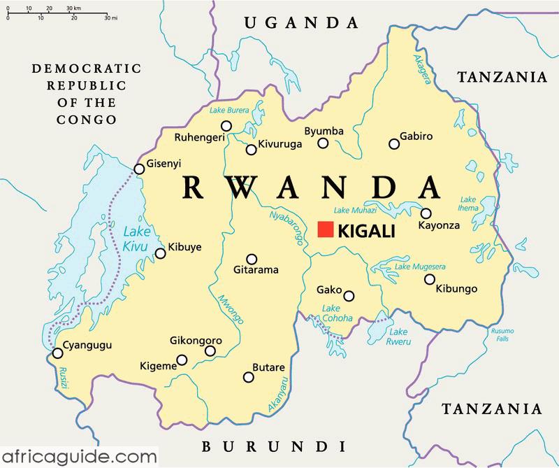 ruanda-haritasi