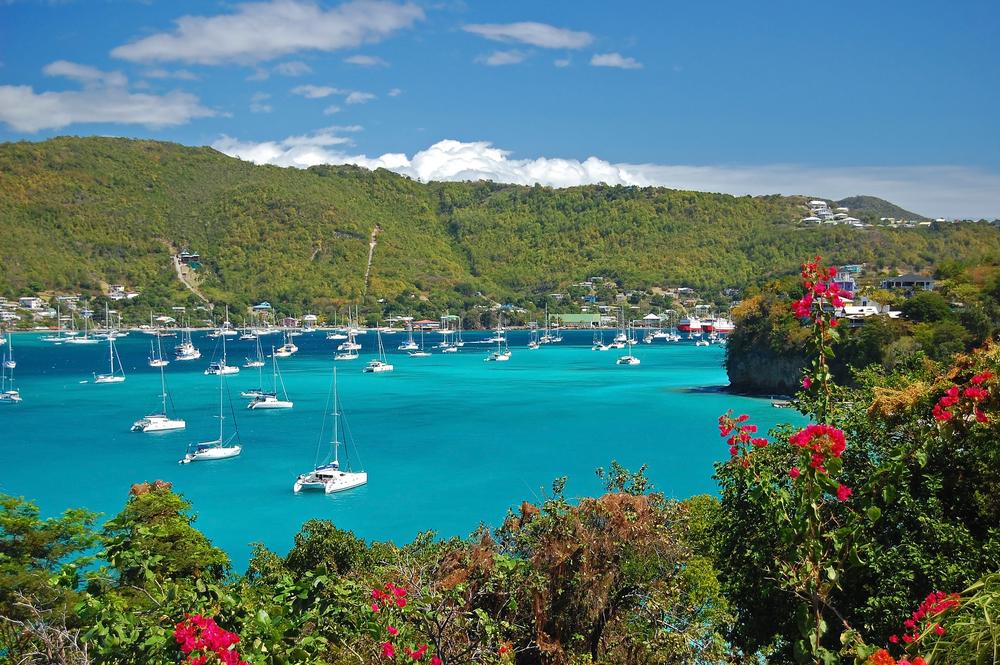 Saint Vincent ve Grenadinler Adaları-1