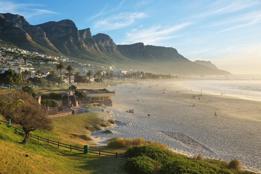 Güney Afrika Cumhuriyeti_Camps Bay Beach