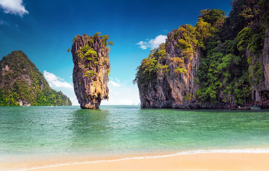 Tayland_Phuket_James Bond island